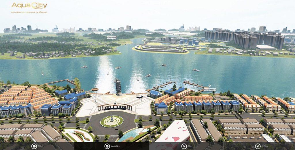 Kết quả hình ảnh cho the valencia aqua city